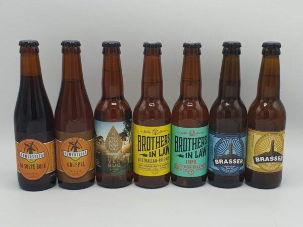 Streekbieren-Utrechtse-Heuvelrug-pakket, speciaalbier uit de streek